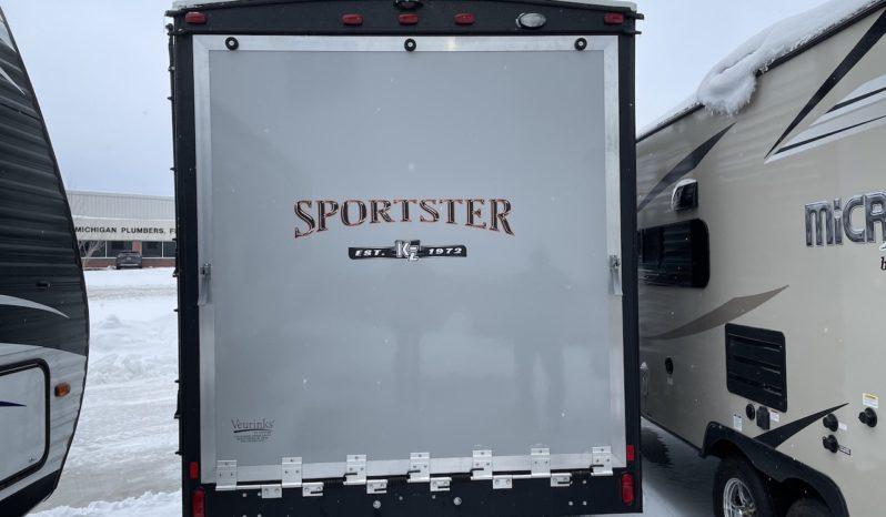 2018 Sportster 220THR full