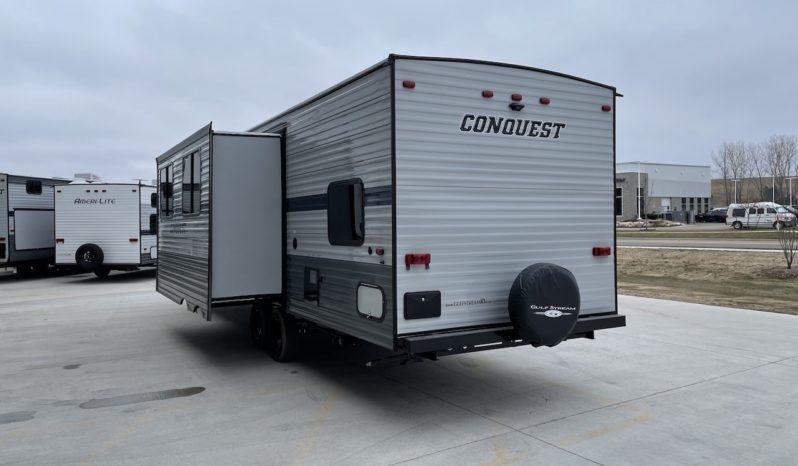 2021 Conquest 274QB full