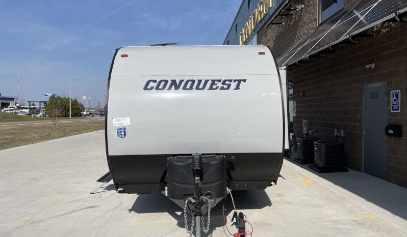 2021 Conquest 268BH full