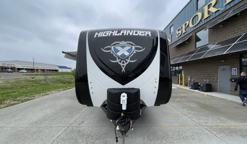 2018 Highland Ridge Highlander HT31RGR full