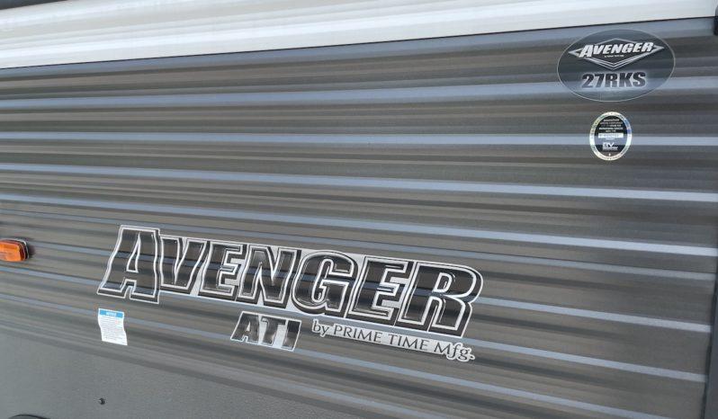 2020 Avenger 27RKS full